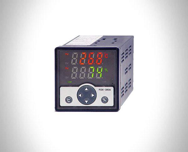کنترل دما و رطوبت مدل FOX-300A-1 کونوتک