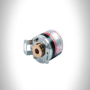 اینکودر هالو شفت 1024 پالس مدل HE40H-8-1024-3-T-24 هانیانگ