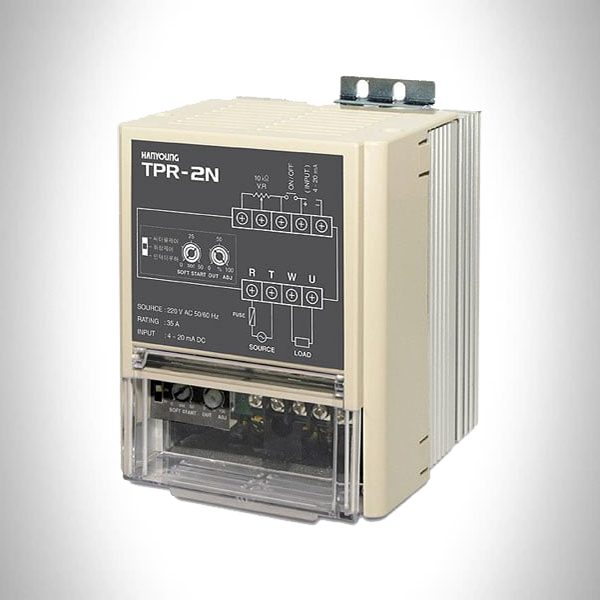 کنترل توان تریستوری مدل TPR-2N220V35AMR هانیانگ