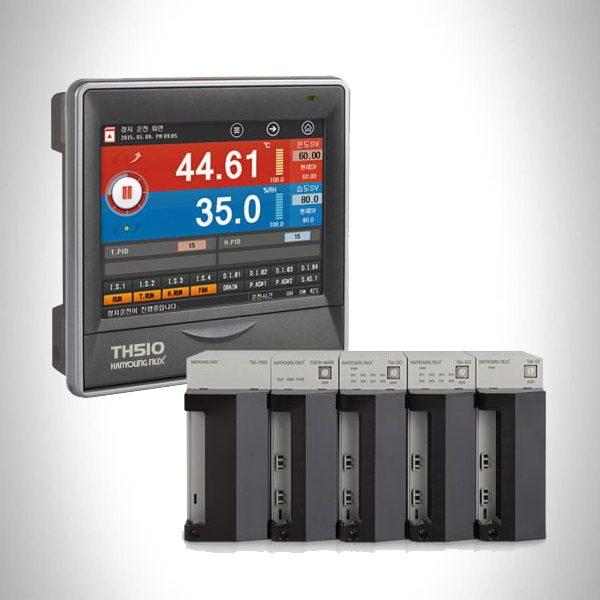کنترل دما و رطوبت سری TH510 هانیانگ