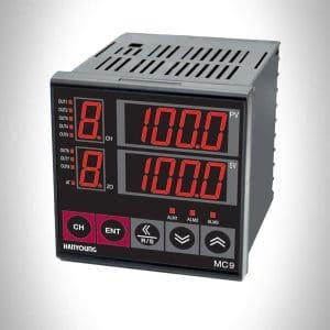 کنترل دما مدل MC9-4W-D0-M4-3-2 هانیانگ