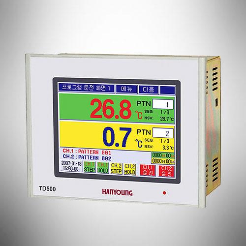 کنترل دما سری TD500 هانیانگ