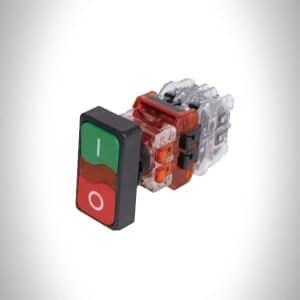 کلید فرمان چراغ دار مدل MRX-WM2A0 هانیانگ