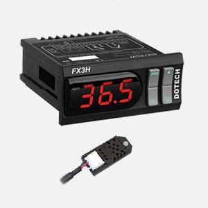کنترلر رطوبت مدل FX3H-00+HTX3515 دوتک