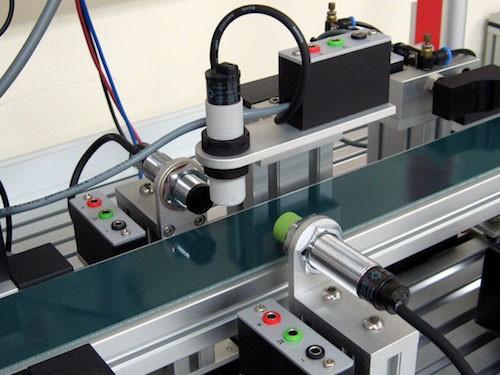مونتاژ سنسور مجاورتی (پراکسیمیتی)